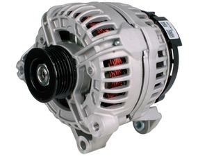 Alternator A3070 - BMW, Land Rover, 150 A, 53 mm
