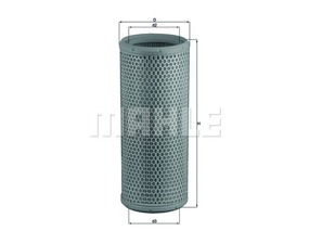 Filter zraka 105237 - Chrysler, Renault