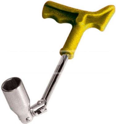 Ključ za svjećice paljenja Carpriss 21mm, ojačan