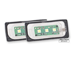 Led osvjetljenje tablice BMW E82, E88