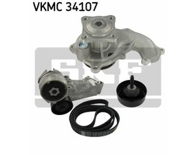 Set mikro remena + vodena pumpa 283975 - Ford