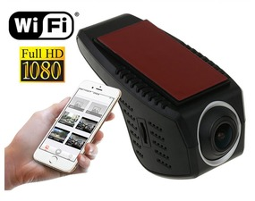 Snimač putovanja Media-tech Dashcam FullHD 1080P, WIFI MT 4060