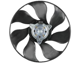 Ventilator bez kućišta 325623U1 - Ford Transit Connect 03-13, 385 mm