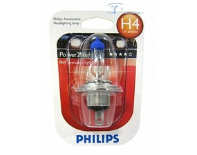 Žarulja Philips Power2Night 12V H4 60/55W GT150